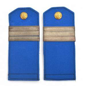 A pair of shoulder-strap of a non-commissioned officer RIA