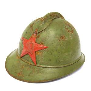 Helmet Adrian arr. 1916 for the red army