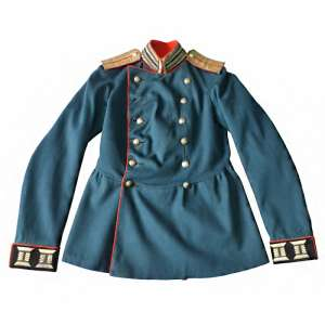 The uniform of Lieutenant engineering parts RIA arr. 1907 NEW PRICE!
