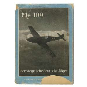 "The German magazine ""Me109"""