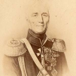 Photo of Prince M. S. Vorontsov