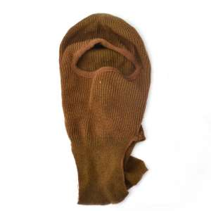 Winter Balaclava (Balaclava) to wear helmets in the red army