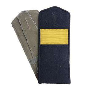 Shoulder straps front senior Sergeant of the engineer troops of the red army arr. by 1943, a copy of