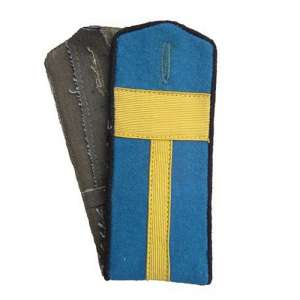 Shoulder straps ceremonial Sergeant of the air force of the red army arr. by 1943, a copy of
