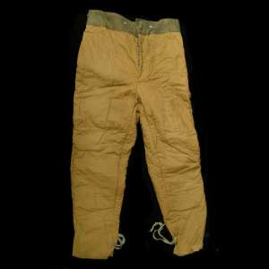 Breeches cotton army