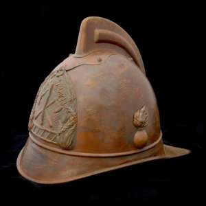 Helmet for fire brigades 1923, early type