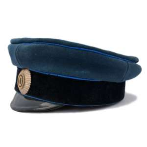 Peaked cap of an officer of the Corps of military topographers RIA