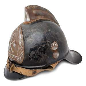Helmet for fire brigades 1923, late type