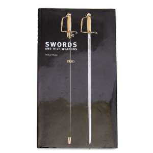 "The book ""Swords and hilt weapons"""
