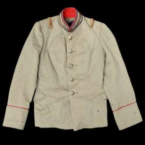 The uniform of the army officer corps sample 1913