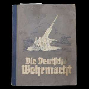 "The album, which includes their ear-label ""for The Deutsche Wehrmarcht"""