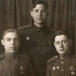 Memorable photos of soldiers of the red army