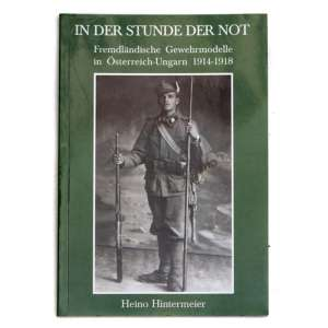 "The book ""Rifle armed Austro-Hungarian army in 1914-1918"""