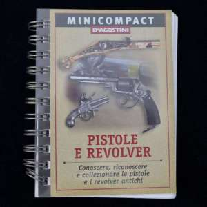 "The book ""Pistols and revolvers"""