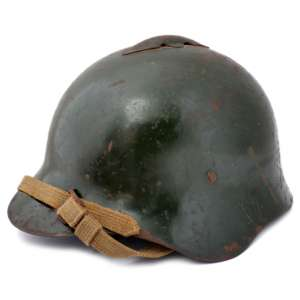"Helmet model 1936 year, the so-called ""galingale"""