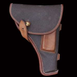 Canvas holster for the gun TT-33