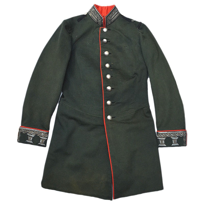 The uniform of a military doctor RIA a General's rank