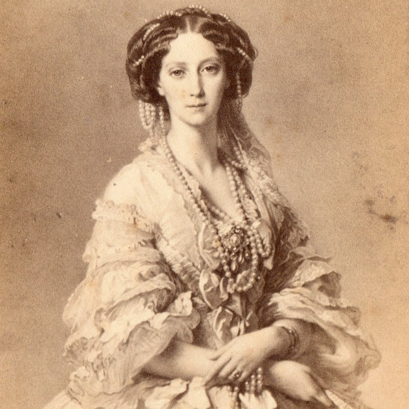 Photo EIV Grand Duchess Maria Alexandrovna
