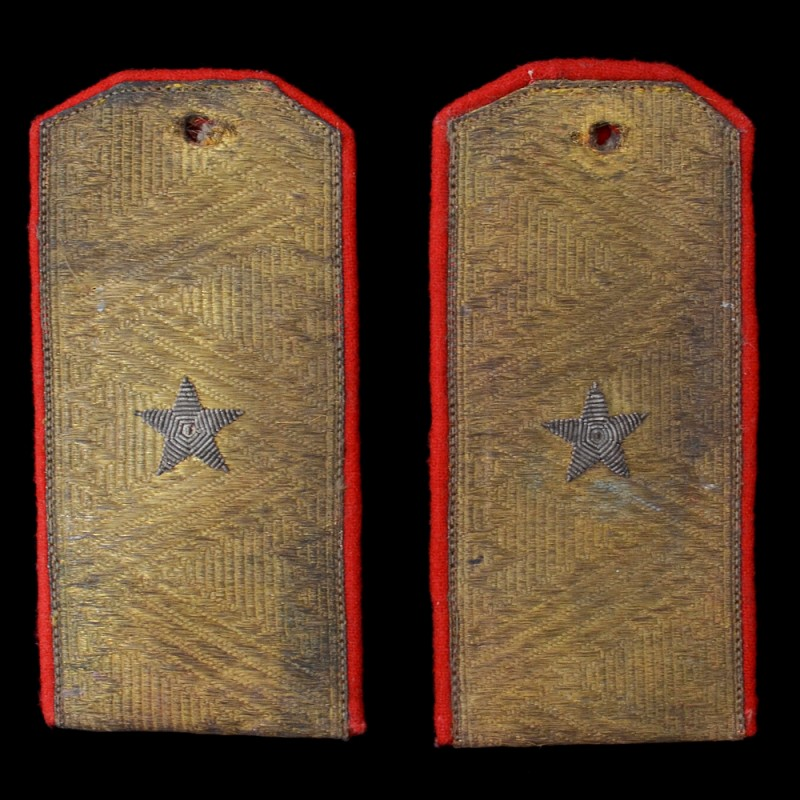 Epaulets of General of the red army of 1943