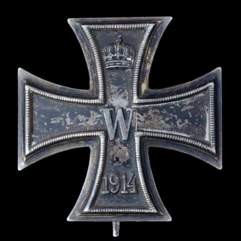 Iron cross 1st class of the model 1914