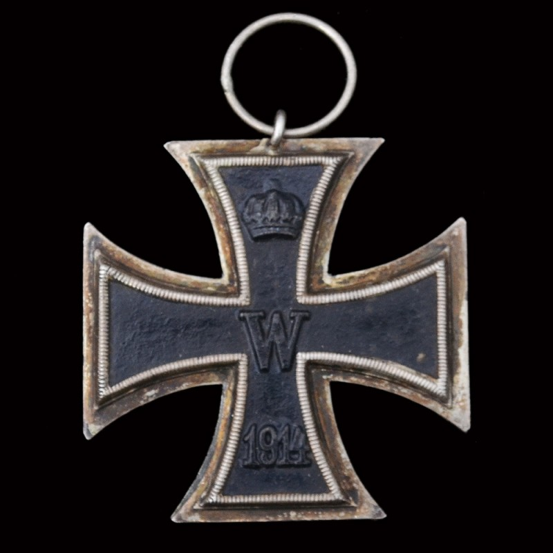Iron cross 2nd class of the model 1914