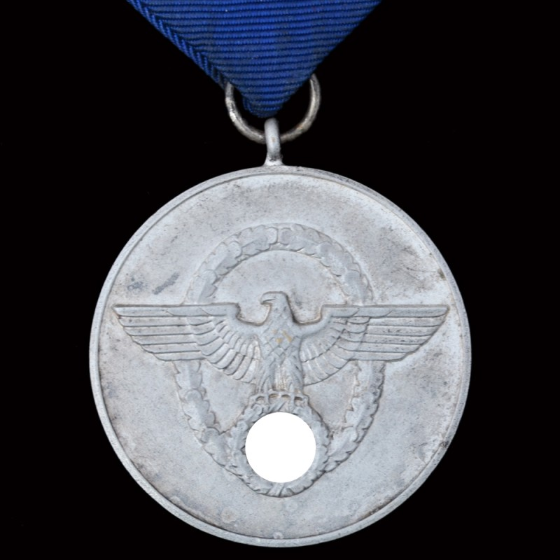 Medal for 8 years of service in the police