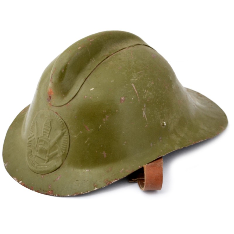 "Helmet of the Soviet of fire protection ""Type M-103-61"""