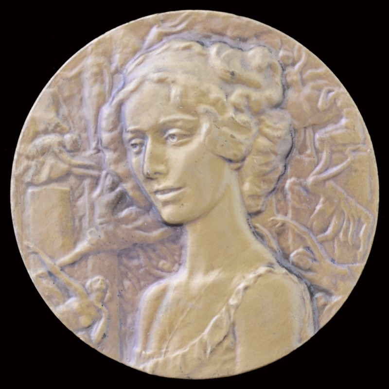 "Table medal ""100 years since the birth of Anna Pavlova"""