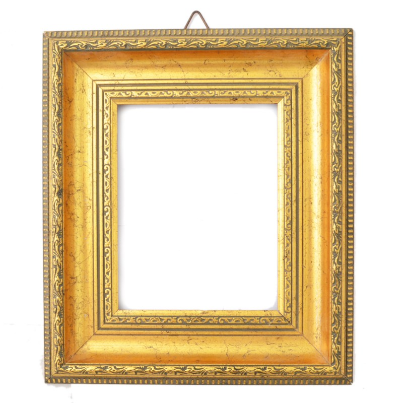 Vintage frame for small paintings or photos