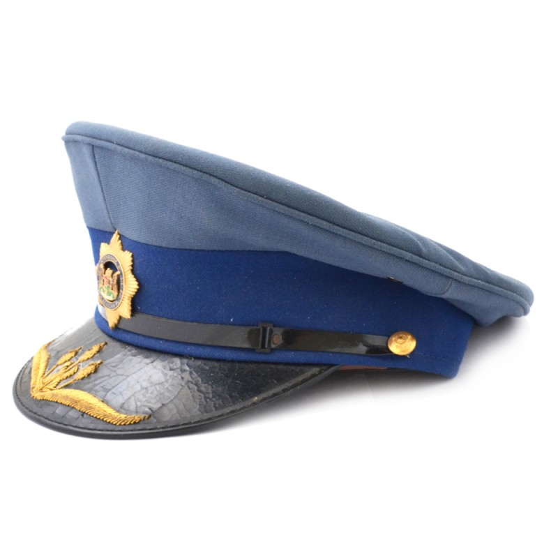 Cap General of police South Africa